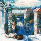 Набор для вышивания Риолис №1705 «Ранняя весна » 30*30 см