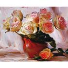 Набор для раскрашивания Molly KH0144  «Чайные розы»