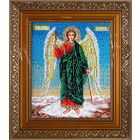 Рамка для икон Кроше №14 «Ангел Хранитель» (В-160) со стеклом