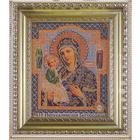 Рамка для икон Кроше №18-Д «Иерусалимская» (В-164) со стеклом