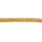 Тесьма отделочная 13 мм ШМ «Шанель» (уп. 25м)  №SR золото