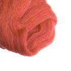 Шерсть для валяния (уп. 30 г) РТО  КМ-030/15 коралл