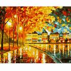 Набор для раскрашивания Русская живопись A012 «Осеннее настроение»