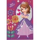 Алмазная мозаика для детей 2873968 «Милая принцесса София Прекрасная»