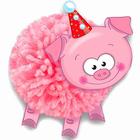 Набор для творчества фигурка из помпона АШ 01-213 «Свинка»
