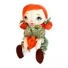 Набор текстильная игрушка ARTMIX АМ100028 «Малышка с книжкой» (29 см) 488472