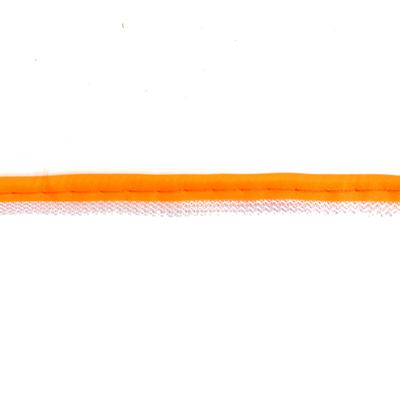 Светоотраж. кант 10 мм уп. 50 м 7723007 оранжевый в интернет-магазине Швейпрофи.рф