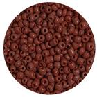Астра бисер (уп. 20 г) №0046 коричневый