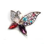 Брошь BR 927 «Бабочка»