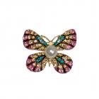 Брошь BR 934 «Бабочка»