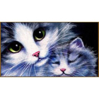 Алмазная мозаика Milato S-545 «Милые котята»