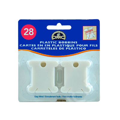 Бобины М3006 картонные для мулине (уп. 50 шт.) 3*4 см в интернет-магазине Швейпрофи.рф