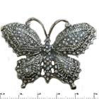 Брошь BR 730 «Бабочка»