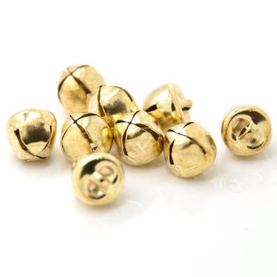 Бубенчик Zlatka NX-08 золото в интернет-магазине Швейпрофи.рф