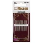 Иглы ручные Micron KSM-401 (наб. 20 шт.)