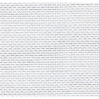 Канва хлопок №4 крупная на метраж  №854 белая