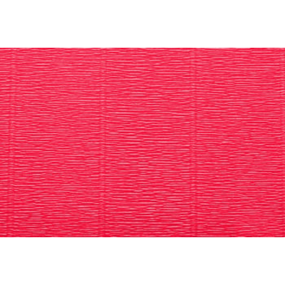 Бумага гофр. (Италия) 180 г/м2  ZA (0,5*2,5 м ) 551 ярко-розовый в интернет-магазине Швейпрофи.рф