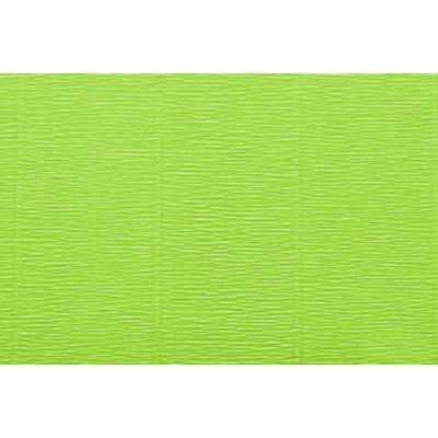 Бумага гофр. (Италия) 180 г/м2  ZA (0,5*2,5 м ) 558 салатовый в интернет-магазине Швейпрофи.рф