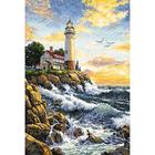 Набор для вышивания Dimensions 03895 «Скалистый берег» 38*53 см
