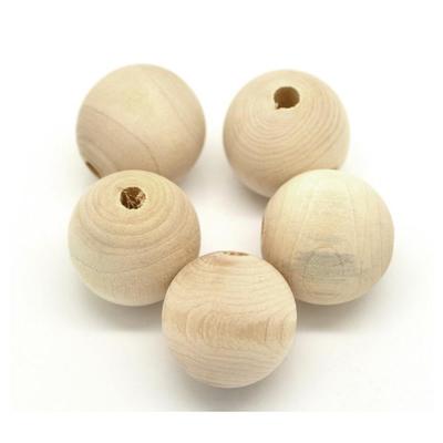 Бусины Glorex  SGS-COC дерев. 15 мм (уп. 18 шт.) 61657015 в интернет-магазине Швейпрофи.рф