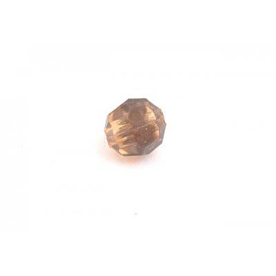 Бусины TBY-018 гранен. шар янтарь в интернет-магазине Швейпрофи.рф