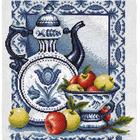 Набор для вышивания Panna ГФ-0271 «Наливные яблочки» 27*30 см
