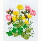 Набор для вышивания Panna Ц-0940 «Лютики и медуница» 11*13 см