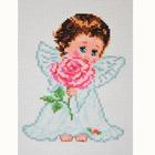 Набор для вышивания Алиса 0-013 «Ангелок любви»