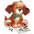Набор для вышивания Алиса 0-037 «Тоша» 10*13 см