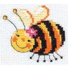 Набор для вышивания Алиса 0-044 «Я лечу!» 8*8 см