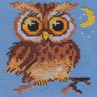 Набор для вышивания Алиса 0-056 «Совёнок»