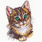Набор для вышивания Алиса 1-04 «Котенок»