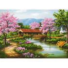Набор для вышивания бисером Свет рукоделия АРТ-122 «Весна»