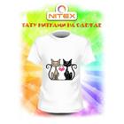 Набор для вышивания Нитекс 7047 «Котики» на одежду