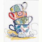 Набор для вышивания Овен №1034 «Чайная коллекция»