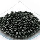 Бусины пластм.  5-6 мм (уп. 10 г)  Н70 черный