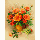 Набор для вышивания Риолис №100/049 «Чайные розы»