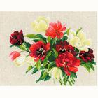 Набор для вышивания Риолис №1065 «Тюльпаны»