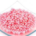 Бусины пластм.  5-6 мм (уп. 10 г) 003 розовый