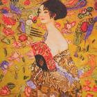 Набор для вышивания Риолис №1226 «Дама с веером»
