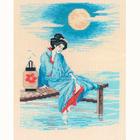 Набор для вышивания Риолис №1509 «Светлая луна»