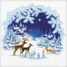 Набор для вышивания Риолис №793 «Рождественская сказка»
