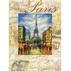 Набор для вышивания Риолис РТ-0018 «Города мира. Париж» 30*40 см