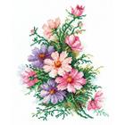 Набор для вышивания Чудесная Игла №40-54 «Космея» 18*24 см