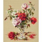 Набор для вышивания Чудесная Игла №40-63 «Мелодия любви» 24*29 см