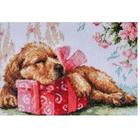 Набор для вышивания Чудесная Игла №59-25 «Ждем тебя дома!» 26*18 см