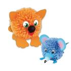 Набор для творчества фигурка из помпона АИ 01-204 «Котик и мышка»