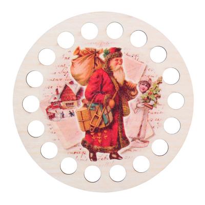 Органайзер DZ31014 для мулине 13*13 см в интернет-магазине Швейпрофи.рф