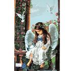 Рисунок на канве Гелиос И-034 «Ангелочек»