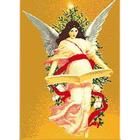 Схема для вышивания ДК-095 А3 «Ангел» 30*40 см
